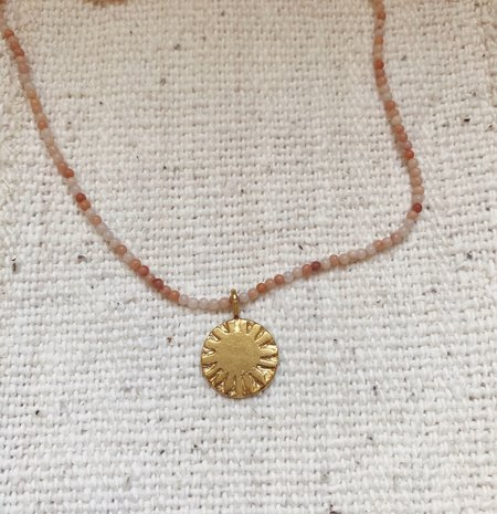 Mercurial NYC Soleil Necklace