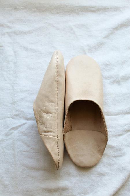 ERGO House Shoes - Cream