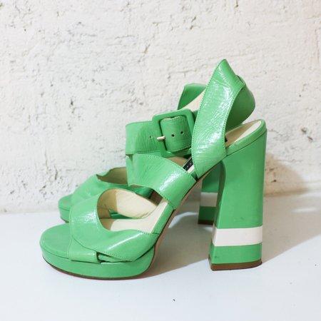 [Pre-loved] MODELLO GIULIETTA Platform Sandals
