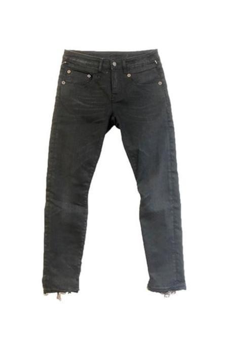 R13 Boy Skinny Jean - Stratford Black