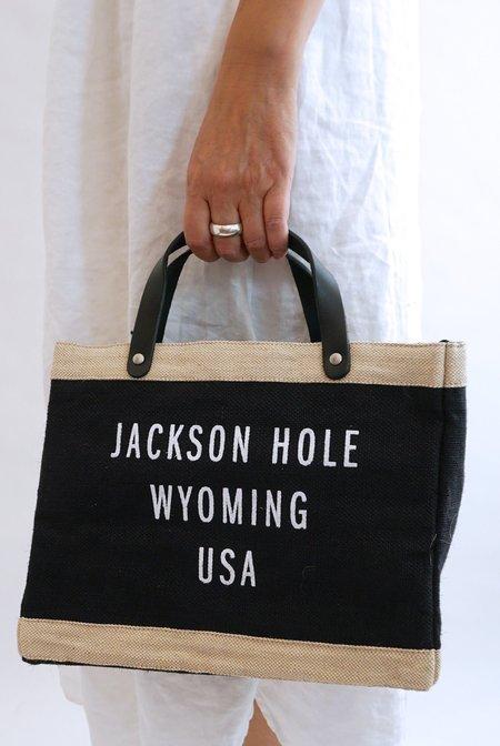 APOLIS Jackson Hole Petite Market Bag