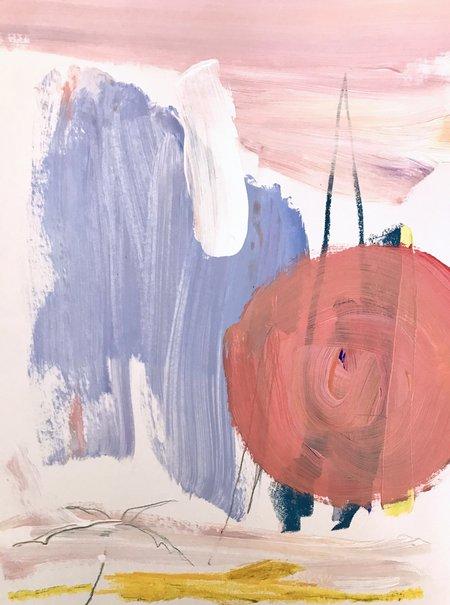 Genevieve Allen JUNE Painting