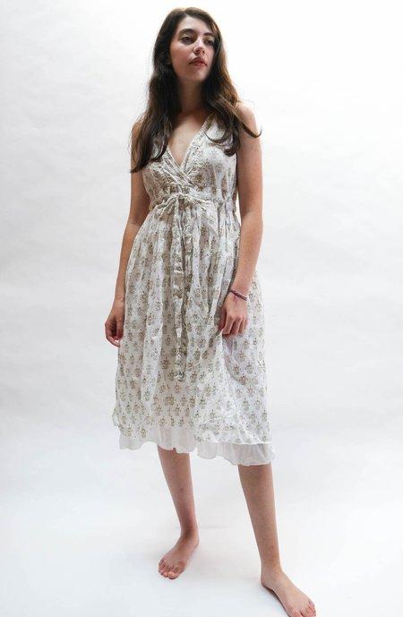 CP Shades Julia Dress - White