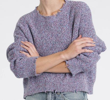 PISTOLA Eva Marled Sweater - Heartbreaker
