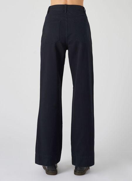 NEUW Magazine Pant - Blue Black
