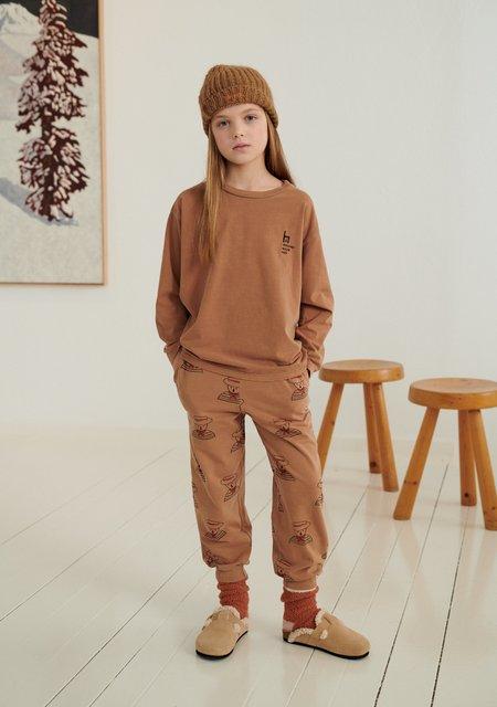 Weekend House Kids Gondolier Pants - Camel