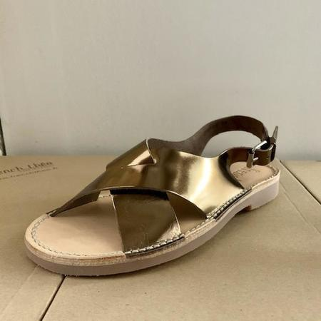 French Theo Maelle Sandal - Bronze