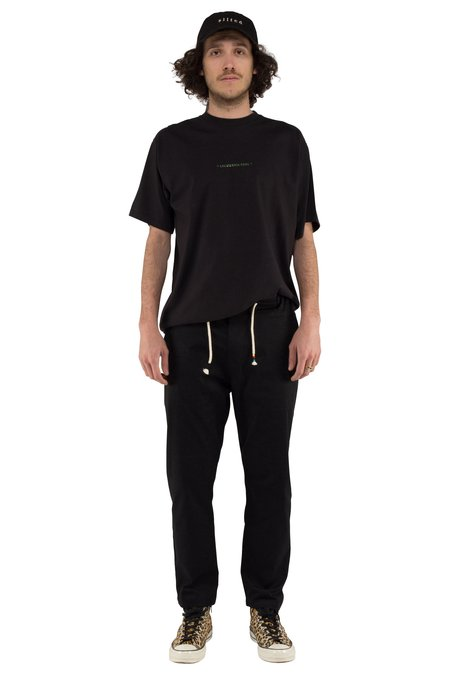 The Silted Company COFFIN BASIC PANT - BLACK