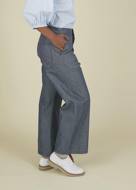 Echappees Belles Ignace Solid Pantalon