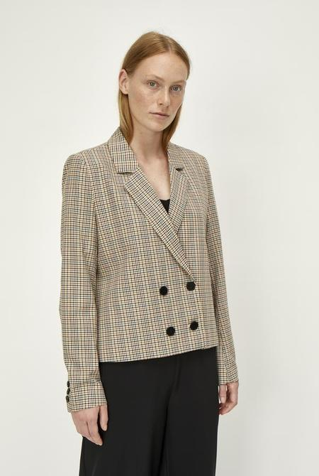 Just Female Tessa Blazer - Check