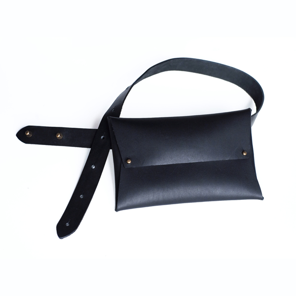 AW By Andrea Wong SENSIBLE EXPLORER'S BELT BAG | BLACK