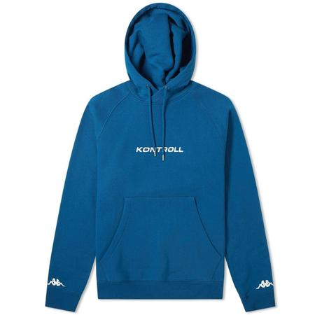 Kappa Kontroll Straight Logo Hoodie