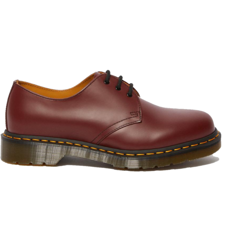 Dr. Martens 1461 Smooth Leather Oxford - Cherry Red
