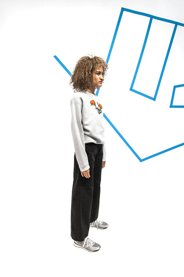 Carleen Lucky Sweatshirt