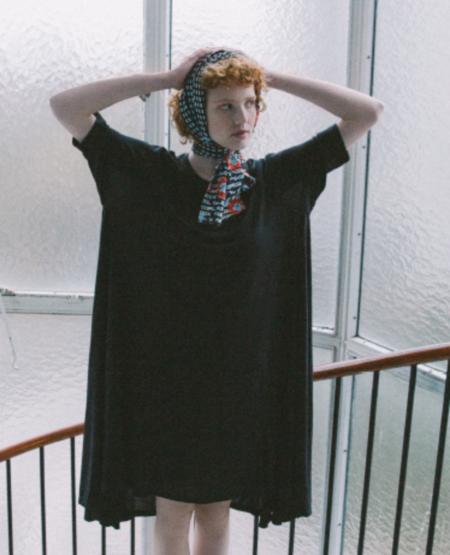 HENRIK VIBSKOV Pulse Jersey Dress - Black