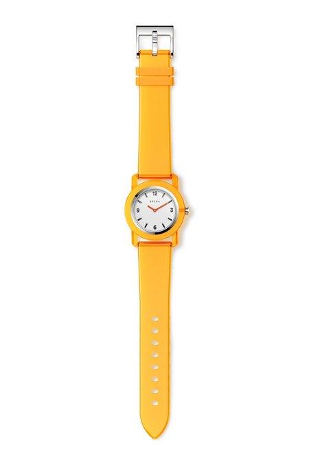 Kk Co Studio Breda PLAY Watch - Tangerine