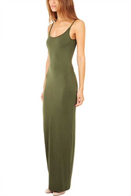 Blue&Cream Chelsea Maxi Dress - Cypress