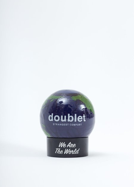 Doublet Heritage Compressed Earth Ball T-Shirt