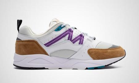 Karhu Fusion 2.0 Trophy Pack2 Sneakers - Buckthorn Brown/Bright White