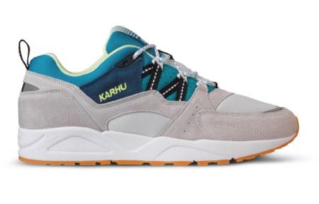 Karhu Fusion 2.0 Sneakers - Lunar Rock/Jet Black