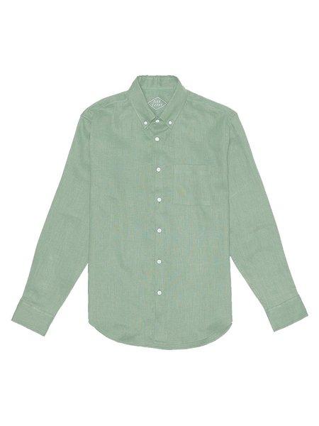 Alex Crane Playa Shirt - Moss