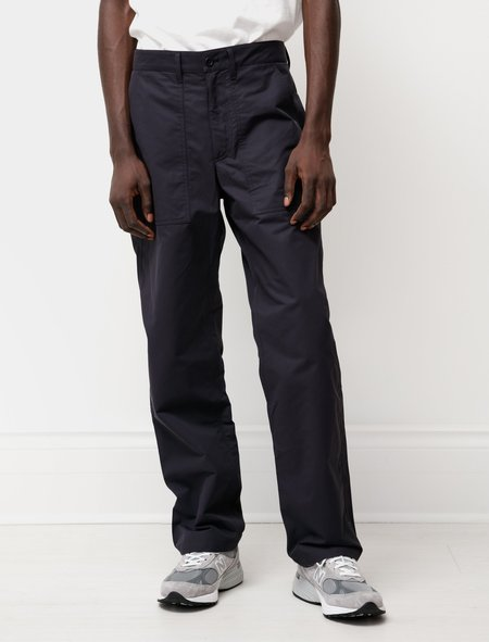 Norse Projects Aaro 60/40 Fatigue Pant - Dark Navy