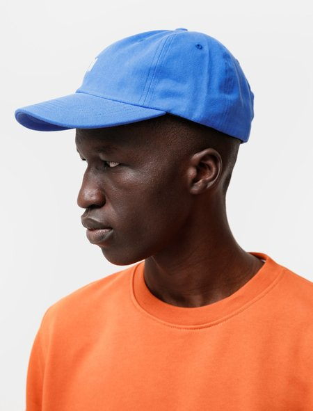 Norse Projects Twill Sports Cap - Blue