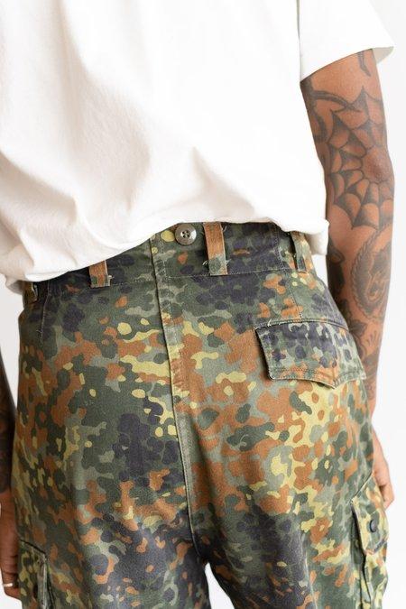 Vintage German Pants - Camo