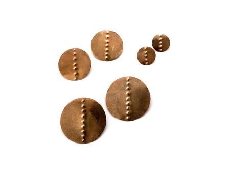 Laurel Hill Jewelry Petroglyph Disc Earrings
