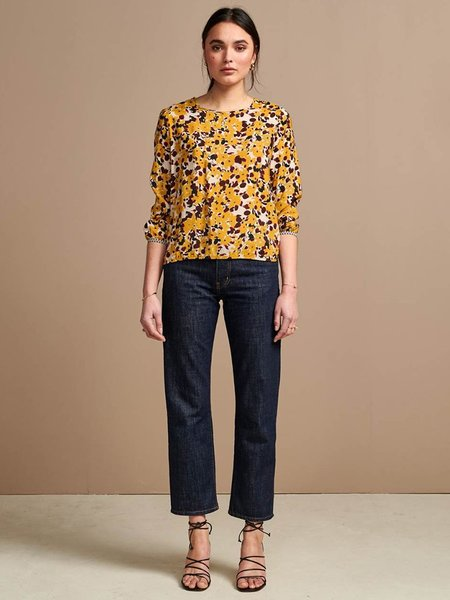 Bellerose Solong Blouse - Mustard