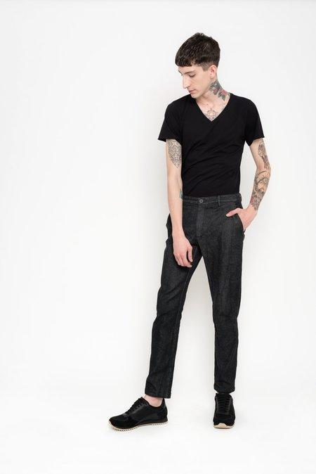 Uma Raquel Davidowicz Arcada Eco Denim Straight-Cut Pants
