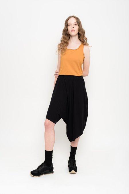 Unisex Uma Raquel Davidowicz Bloco Organic Cotton Asymmetric Culottes