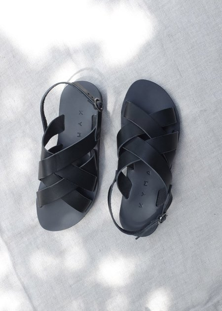 Kyma Oinousses Flatfoam SHOES - Black