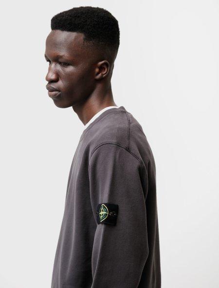 Stone Island Crewneck Sweatshirt - Charcoal
