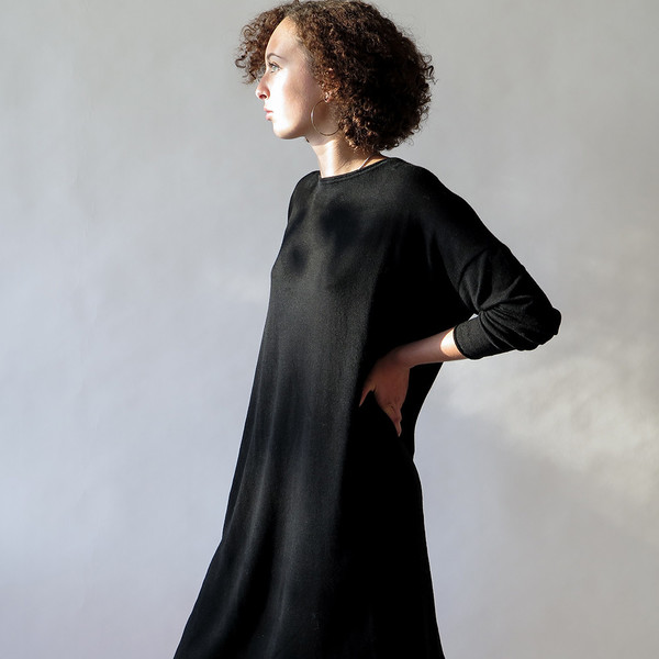 Erica Tanov Box Dress