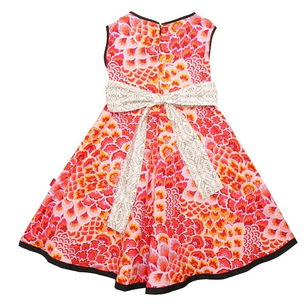 Kid's Redfish Kids Lucky Dress