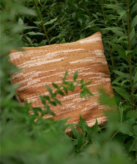 Wol Hide Sandstone Pillow
