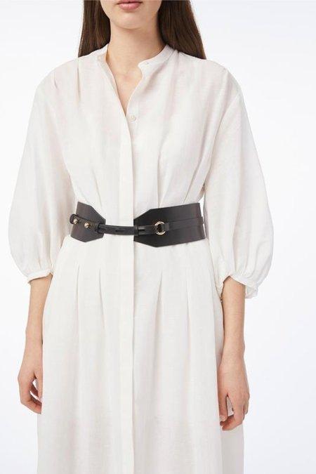 FRAME Denim Frame Waist Belt - Noir