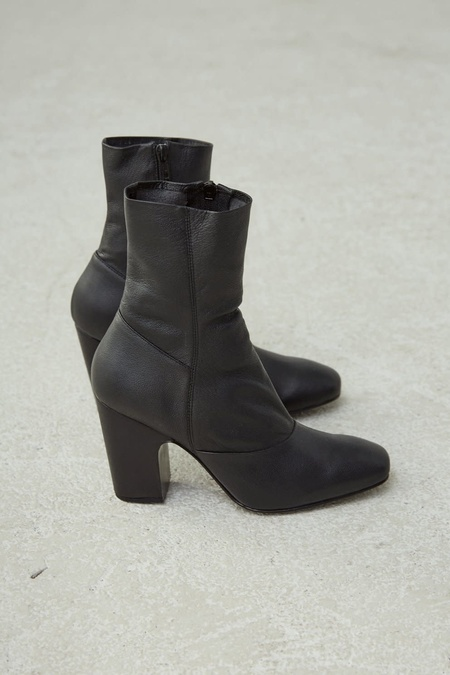 Rachel Comey Saco Leather Boots - Black