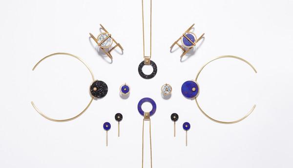 Metalepsis Projects Wheel Pendant - Black