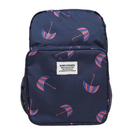 Kids Bobo Choses Child Backpack With All Over Umbrella - Print Blue