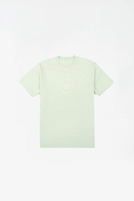 Sporty & Rich SRHWC t-shirt - mint cream