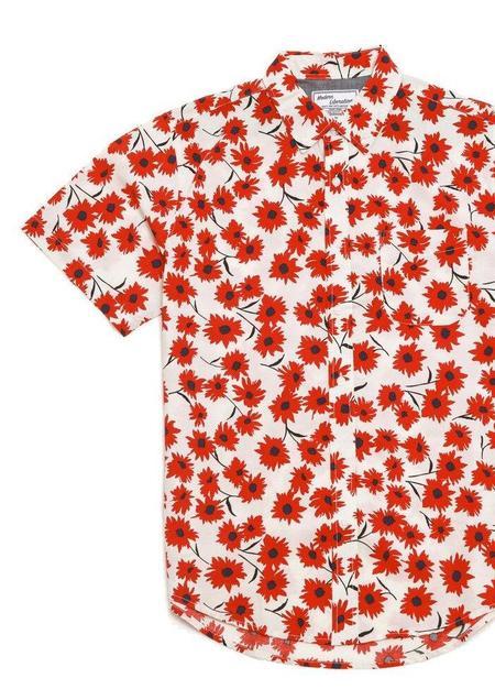 Modern Liberation Daisy Print Shirt