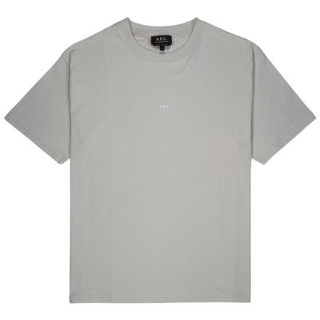 A.P.C. Kyle T-shirt - Gris Clair