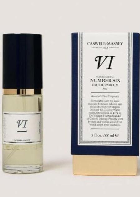 Caswell Massey Number Six Supernatural Formula 88ML EDP