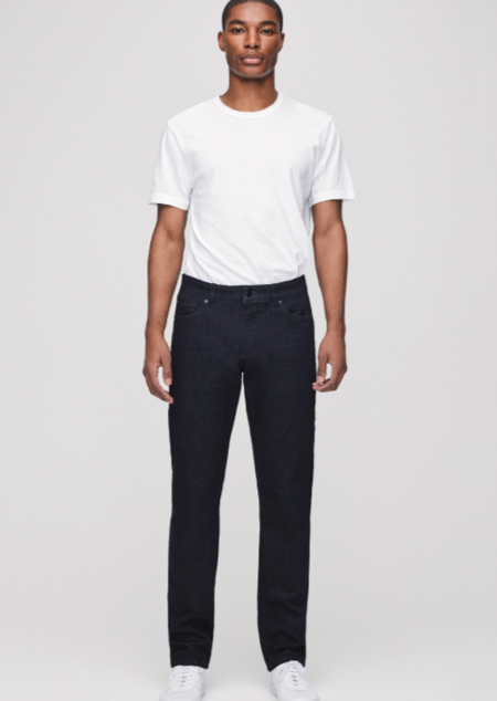 DL 1961 Russell Slim Straight Jeans - Deep Waters