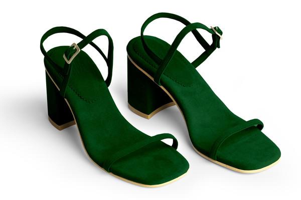 Rafa The Simple Sandal –Chlor