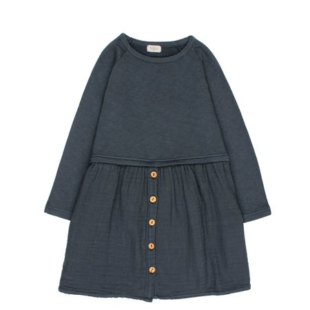 Kids Búho Beth Dress - Nuit