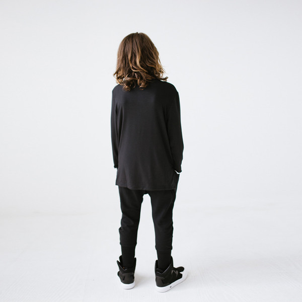 Kid's Age To Come Apparel YOM REVERSIBLE LONG SLEEVE TEE