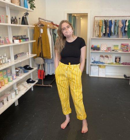 Alexa Yurianna Anderson Tie Dye Pacific Coast Pants